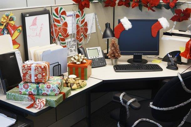 40 Office Christmas Decorating Ideas All About Christmas