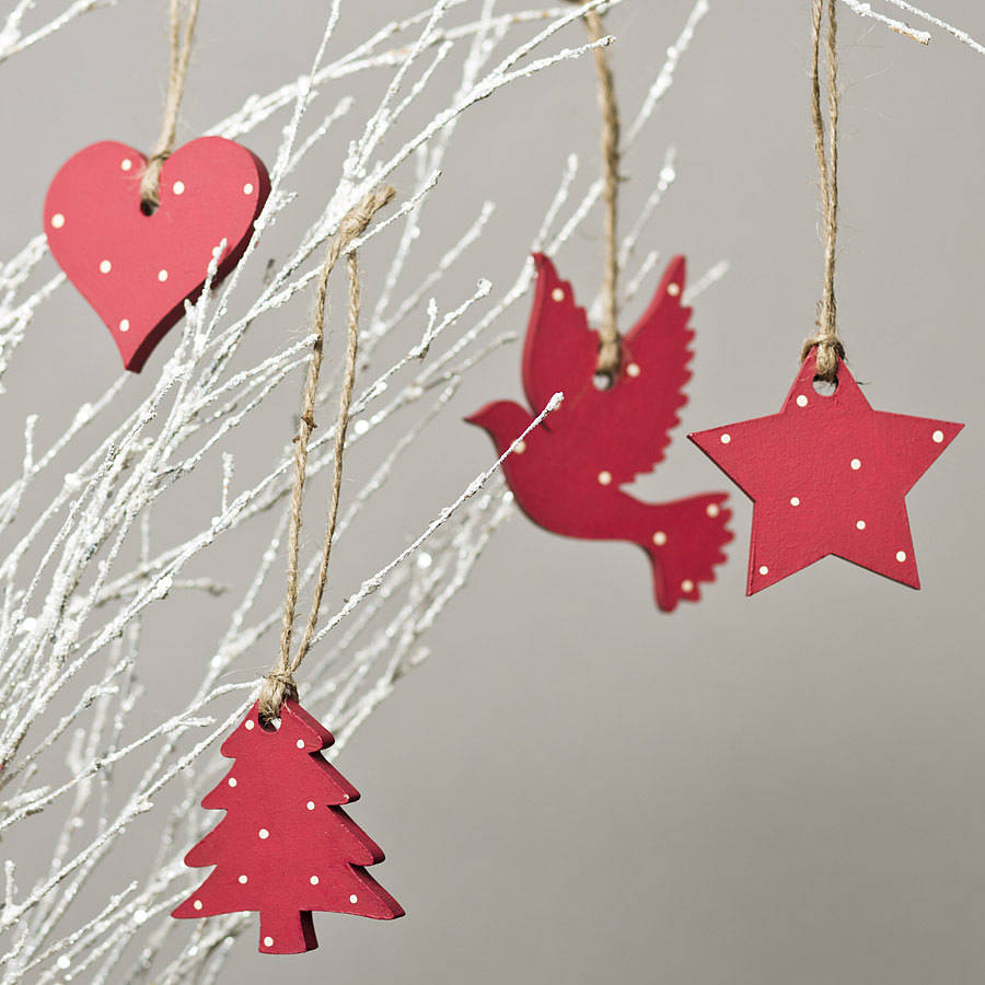 40 wooden christmas decorations all about christmas for All christmas decorations