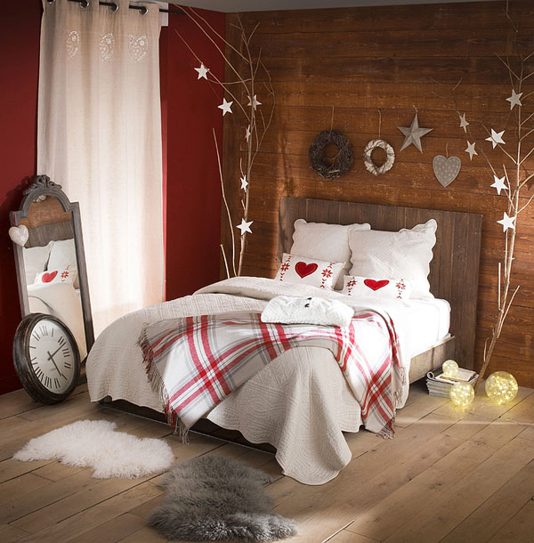 Christmas Bedroom Decorating Ideas 1 All About Christmas
