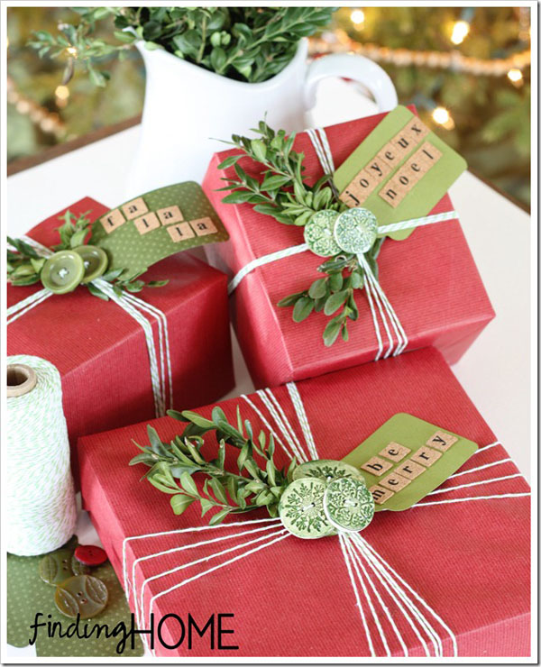 Creative Christmas Gift Wrapping Ideas - All About Christmas