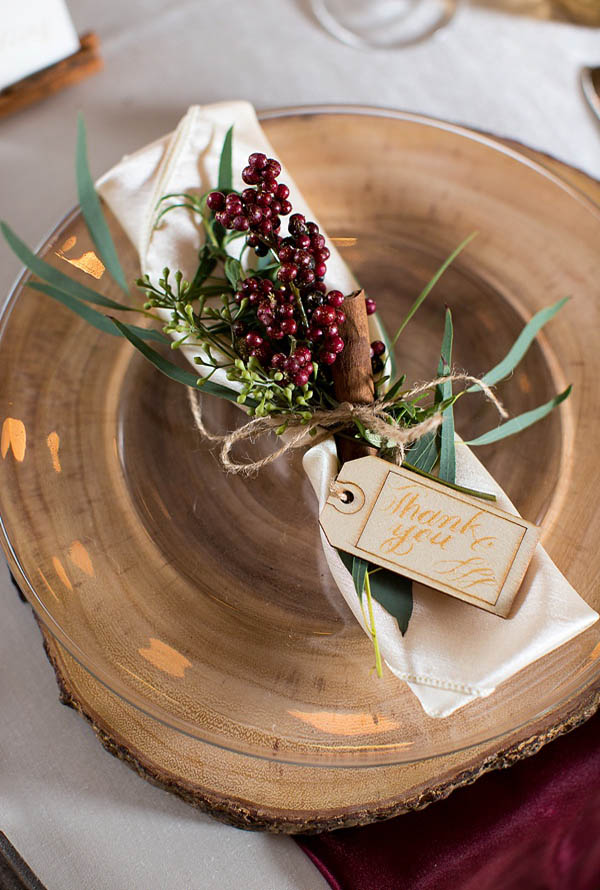 Christmas Wedding Decoration Ideas 15