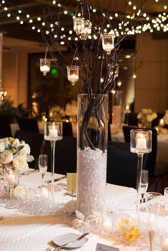 Stunning christmas wedding decoration ideas all