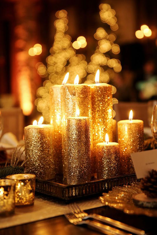 35 fabulous gold christmas decorating ideas all about