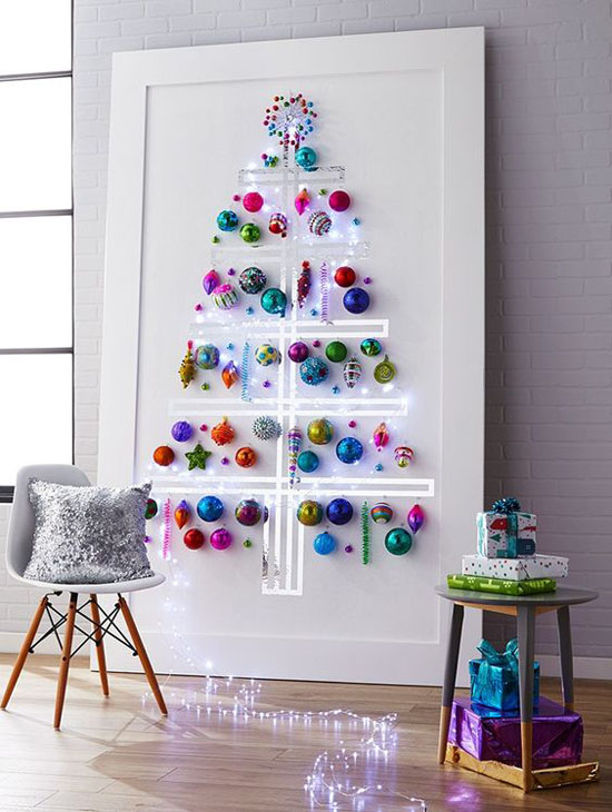 modern christmas decorations 22