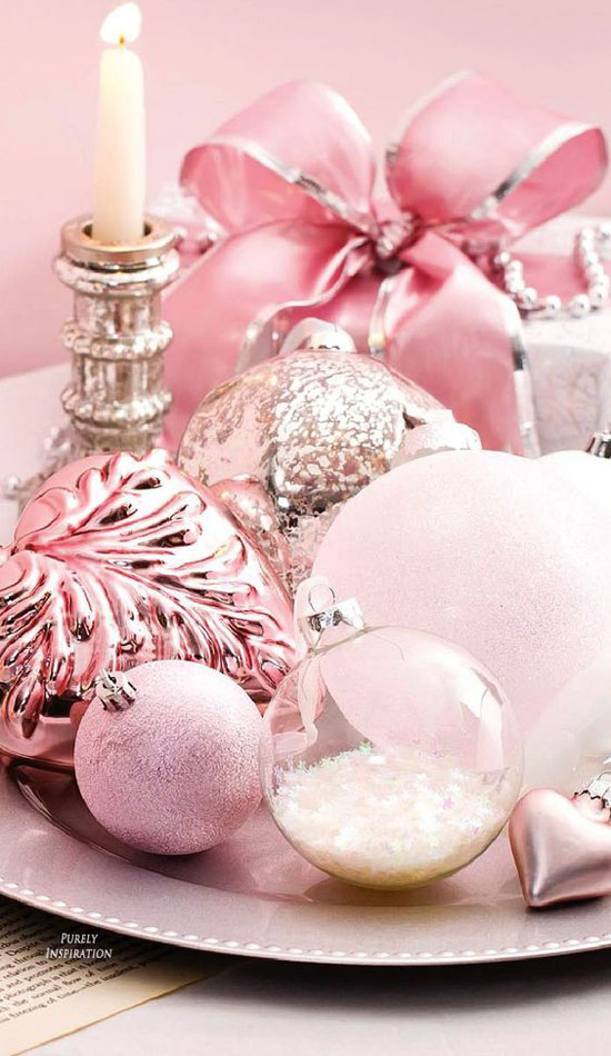 pink-christmas-decorations-23