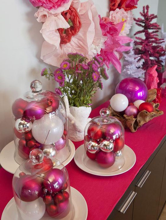 pink-christmas-decorations-30