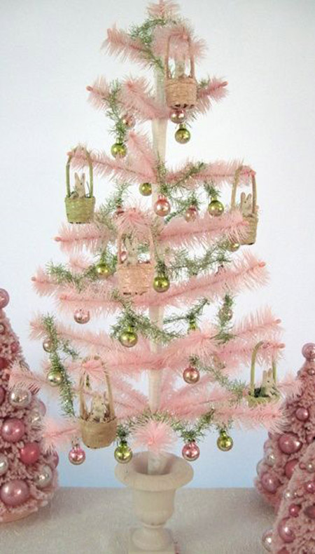 pink-christmas-decorations-36