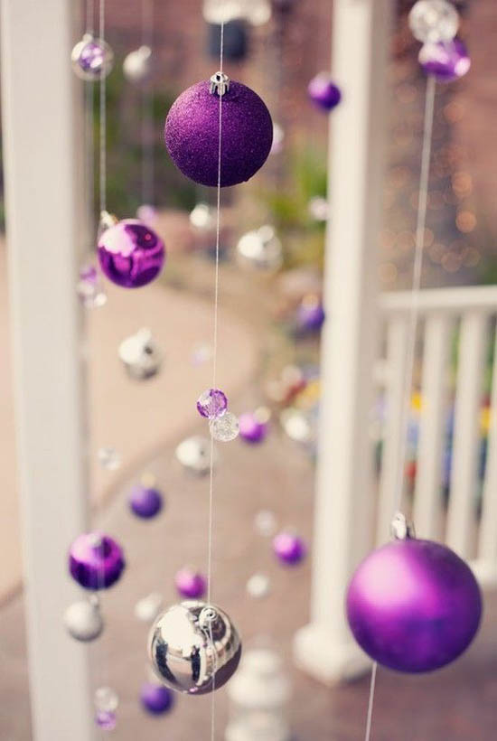 purple-christmas-decorations-11