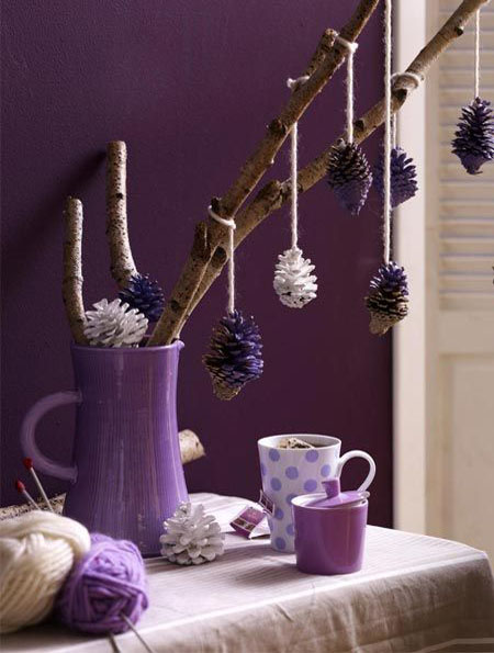 purple-christmas-decorations-14