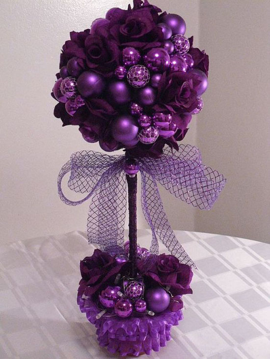 purple-christmas-decorations-15