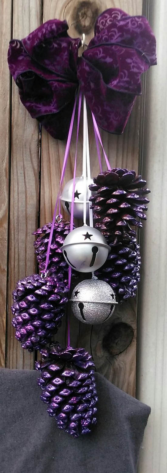purple christmas decorations 20