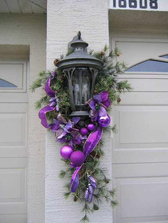 purple-christmas-decorations-26