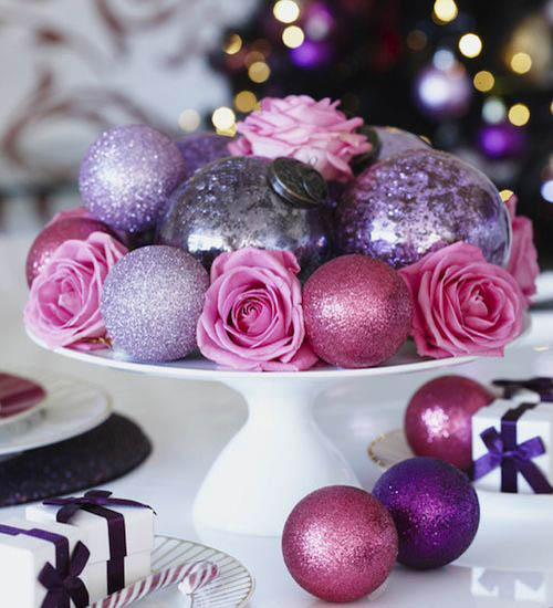 purple-christmas-decorations-27