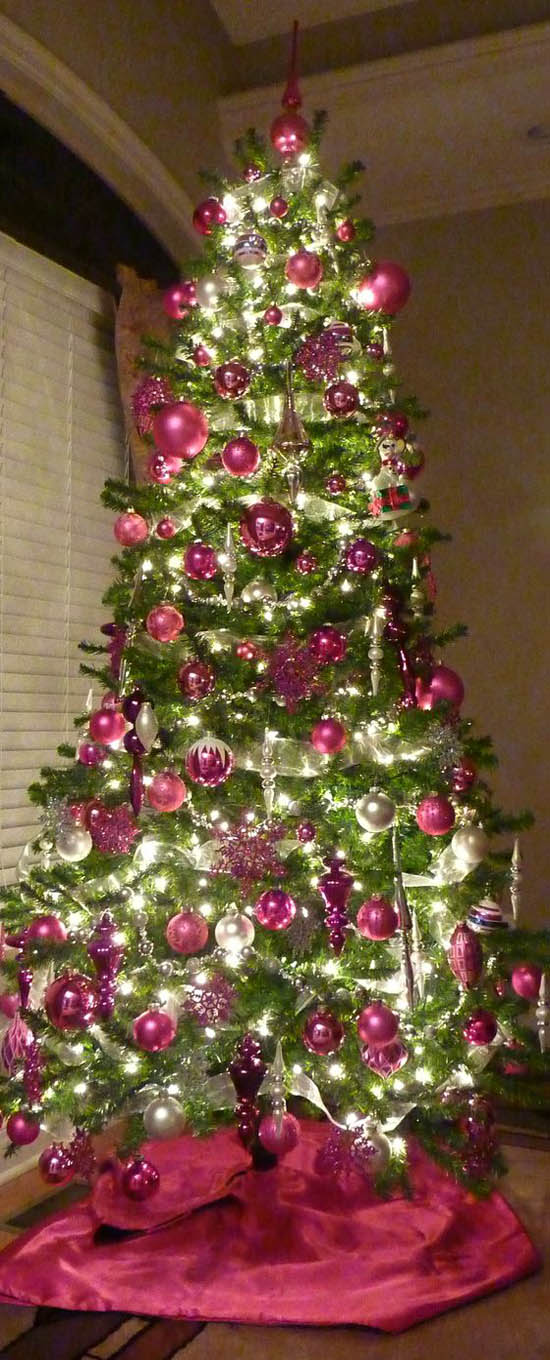 purple-christmas-decorations-28