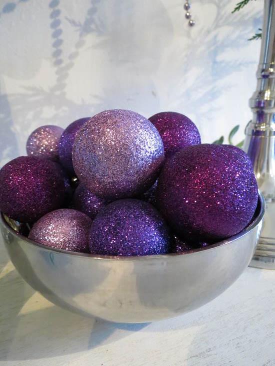purple-christmas-decorations-35