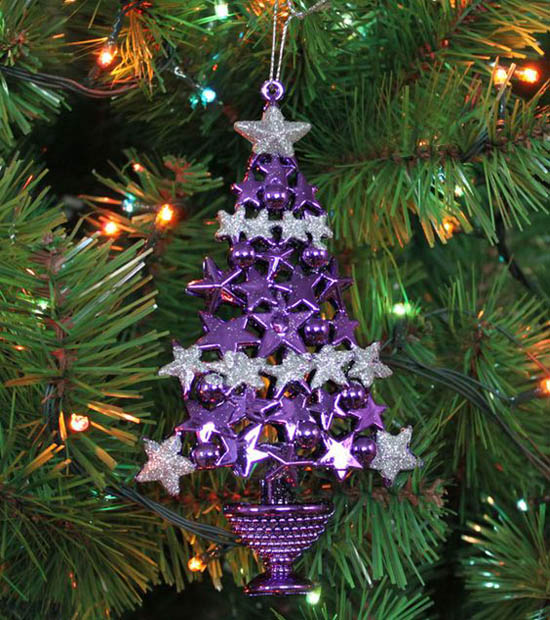 purple-christmas-decorations-8