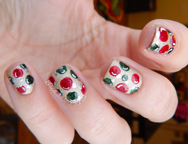 Simple christmas nail art designs all about christmas simple christmas nail designs 18 prinsesfo Gallery