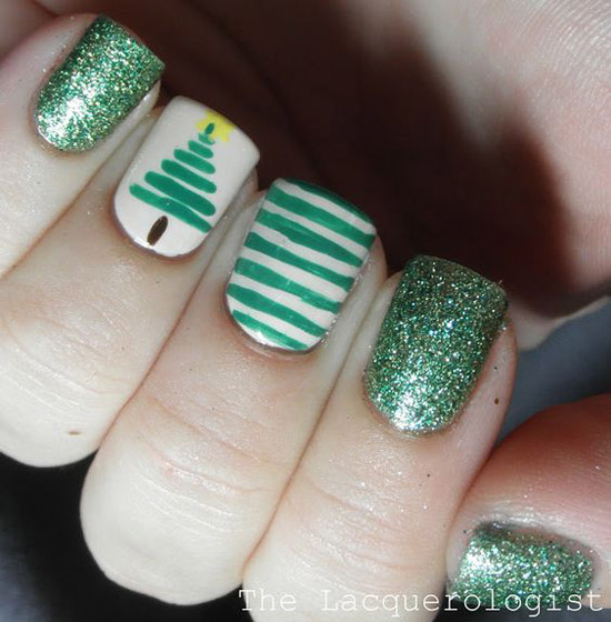 simple-christmas-nail-designs-25