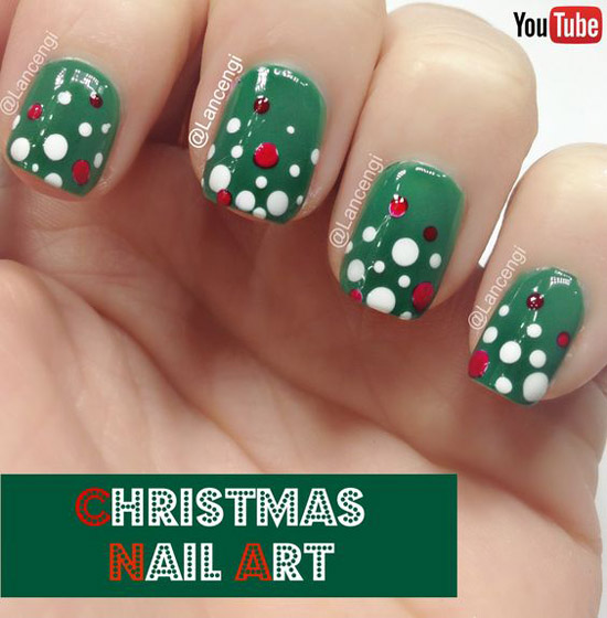 simple-christmas-nail-designs-26