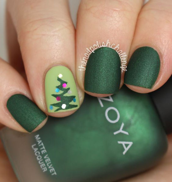 simple-christmas-nail-designs-3