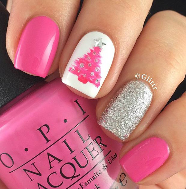 simple-christmas-nail-designs-31