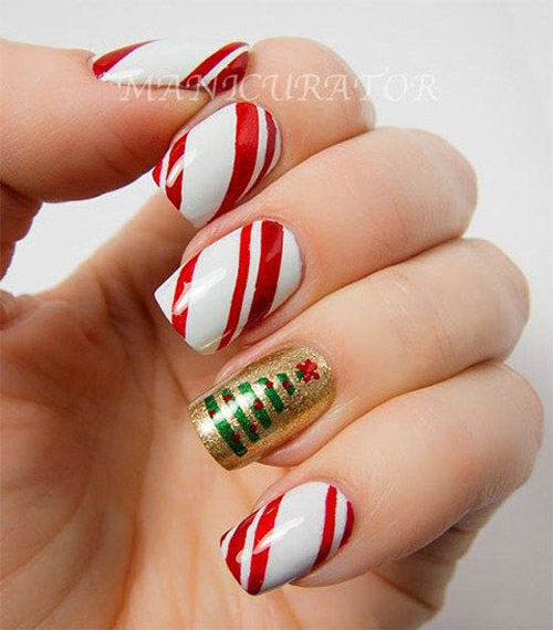 simple-christmas-nail-designs-32