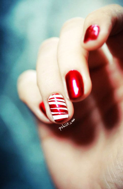 simple-christmas-nail-designs-8