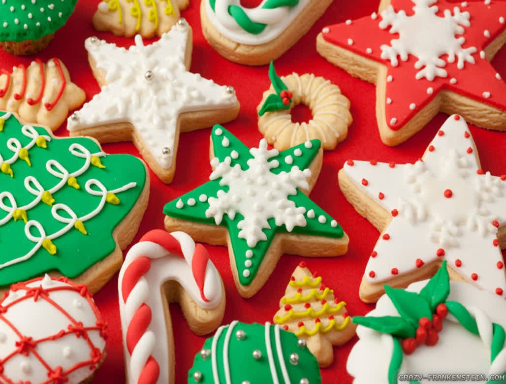 Bake the best 40 Christmas biscuits for your beloved family - All ...