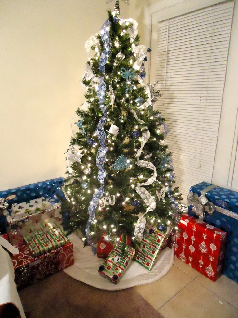 1 - Christmas Tree Decorating Ideas 2016