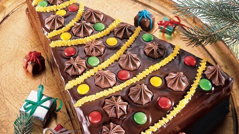 16(brownie torte)