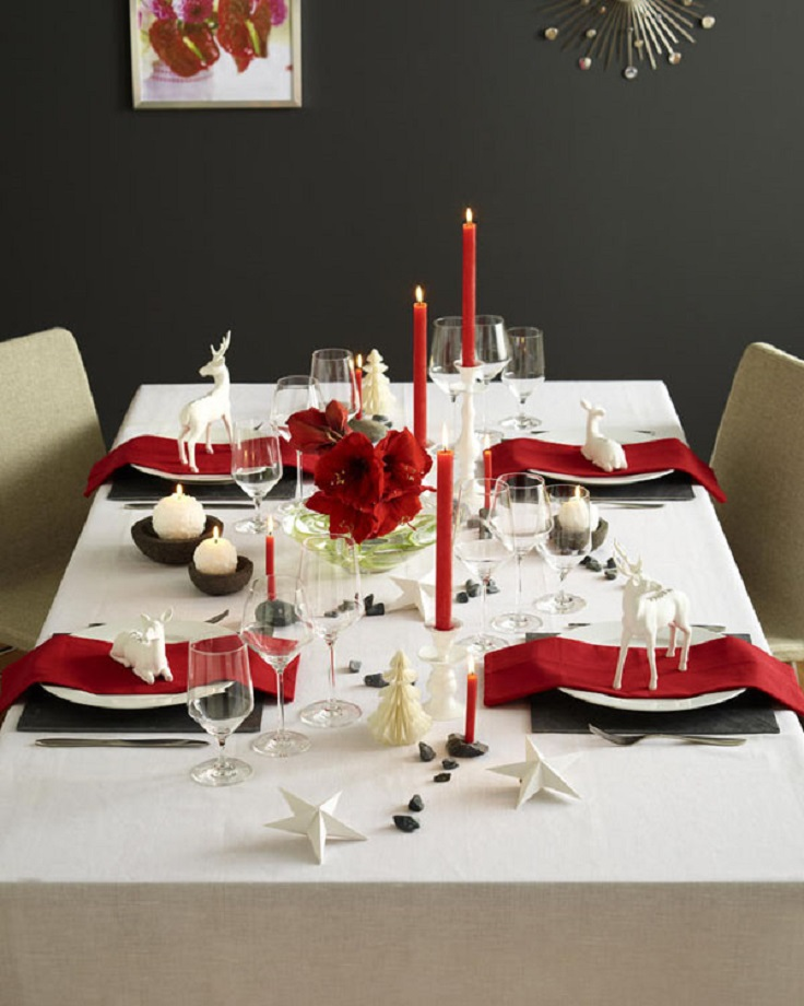 table dinner decoration | my web value