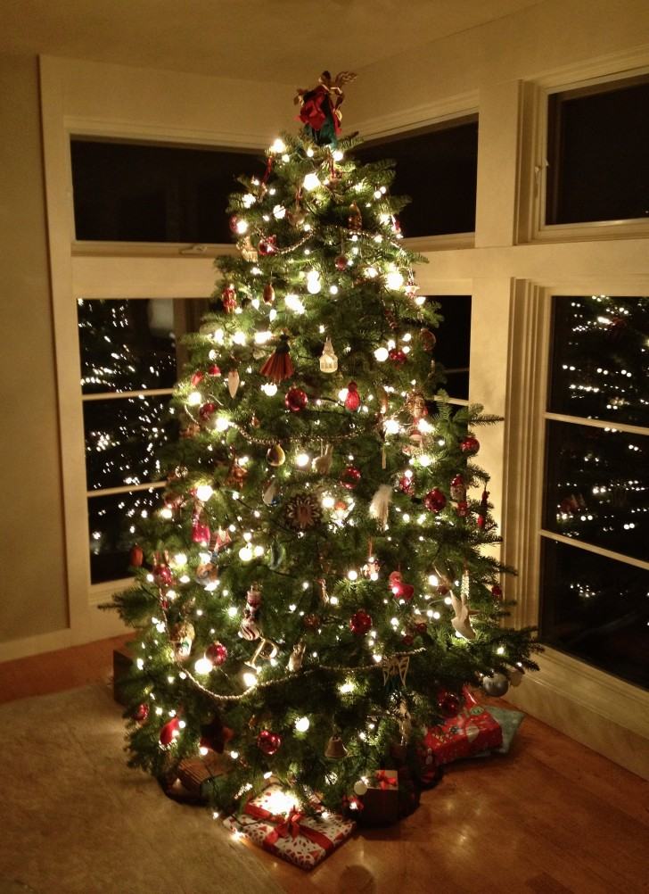 3 christmas tree - Indoor Decorative Christmas Trees