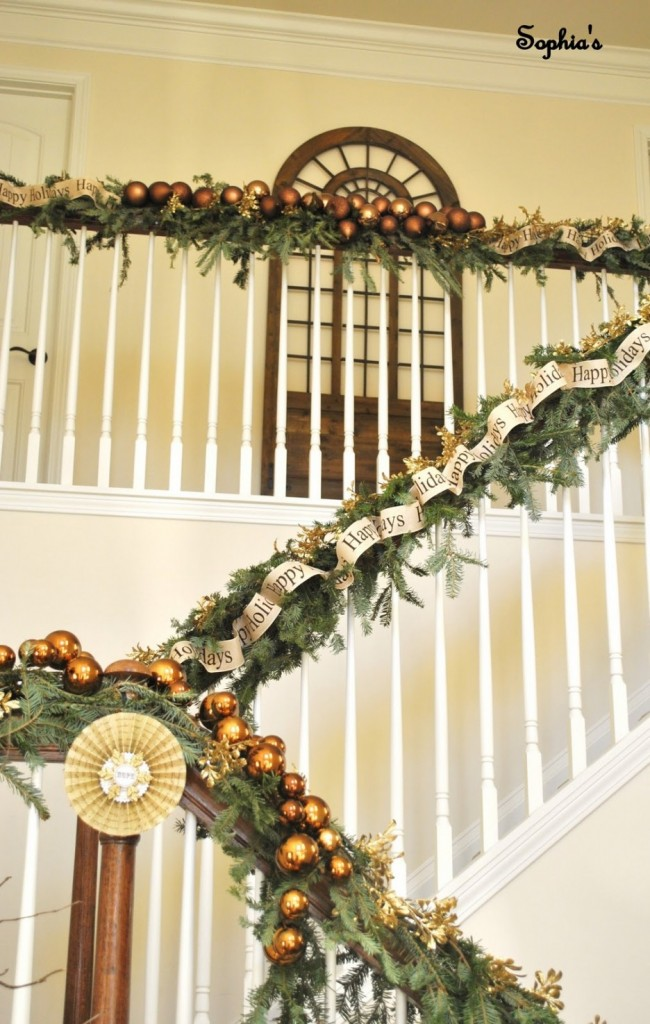 40 Fantabulous Christmas Ribbon Decoration Ideas All About