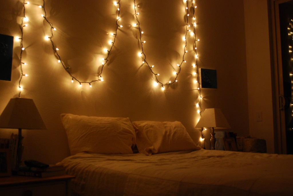 36 - Christmas Lights Room Decor