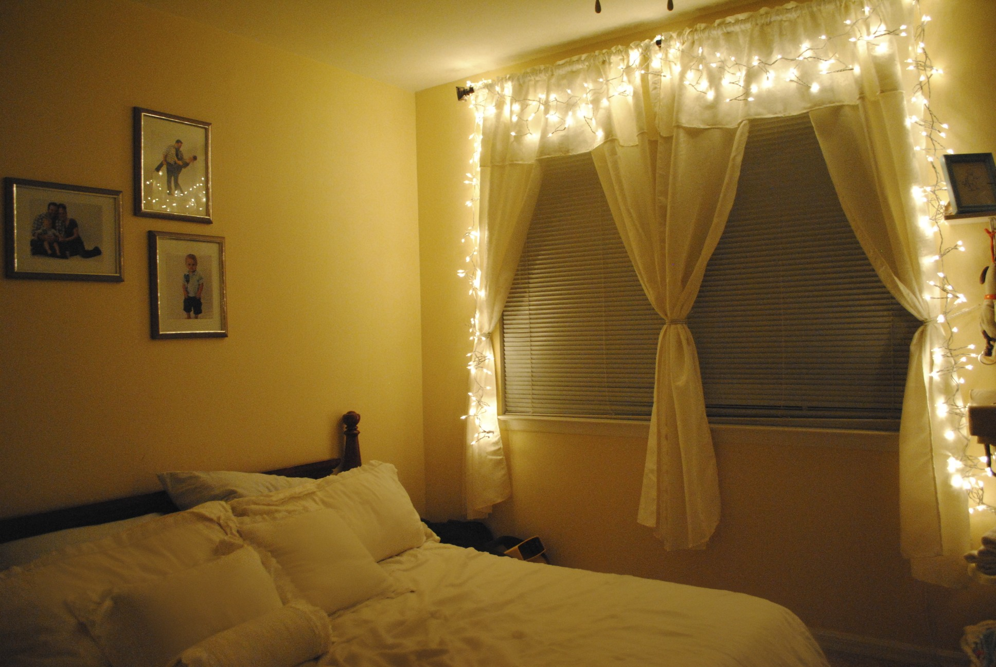 Bedroom Decoration For First Night