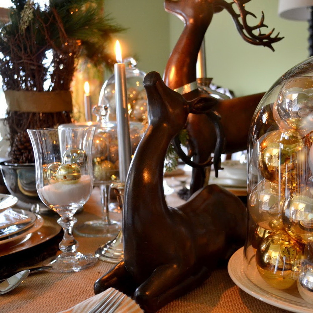 Christmas dinner table decoration ideas all about
