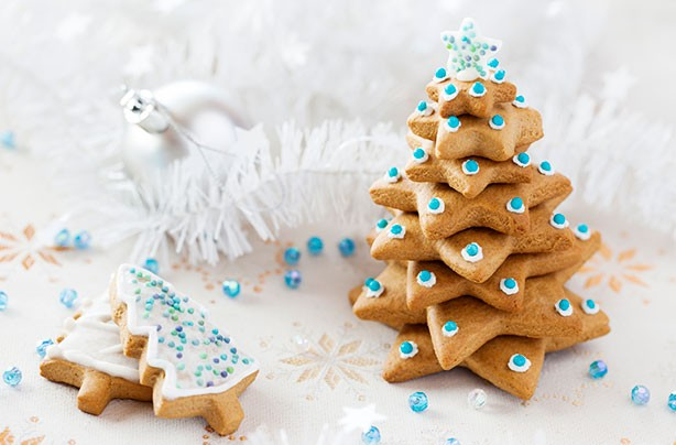 Bake The Best 40 Christmas Biscuits For Your Beloved