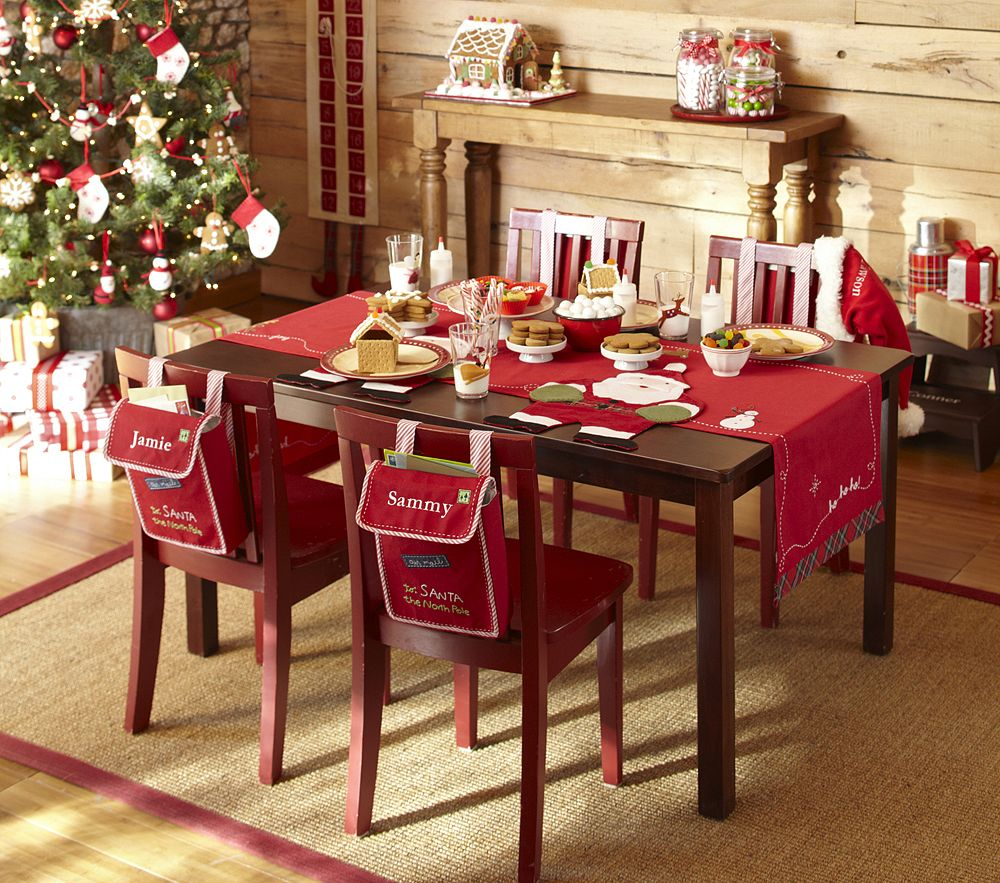 Astounding 40 Christmas Dinner Table Decoration Ideas All About Christmas Home Interior And Landscaping Ologienasavecom