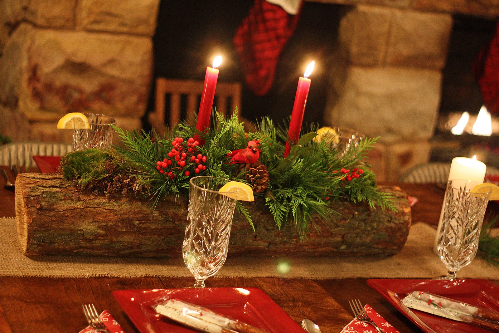 40 christmas dinner table decoration ideas all about christmas