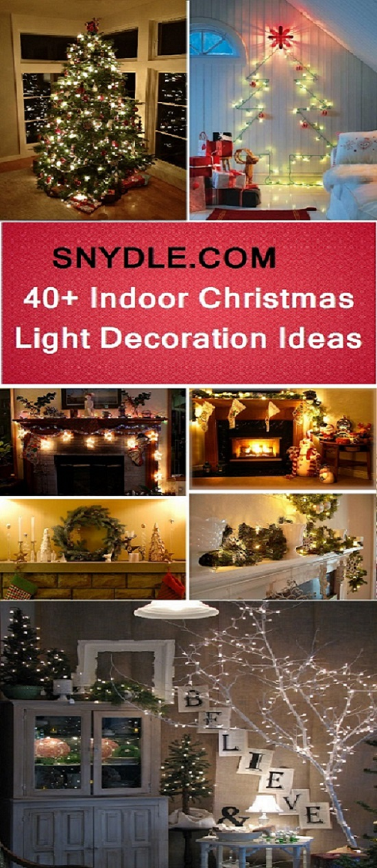 however often you may run out of ideas here are a few ideas as how could one beautify the indoors during christmas