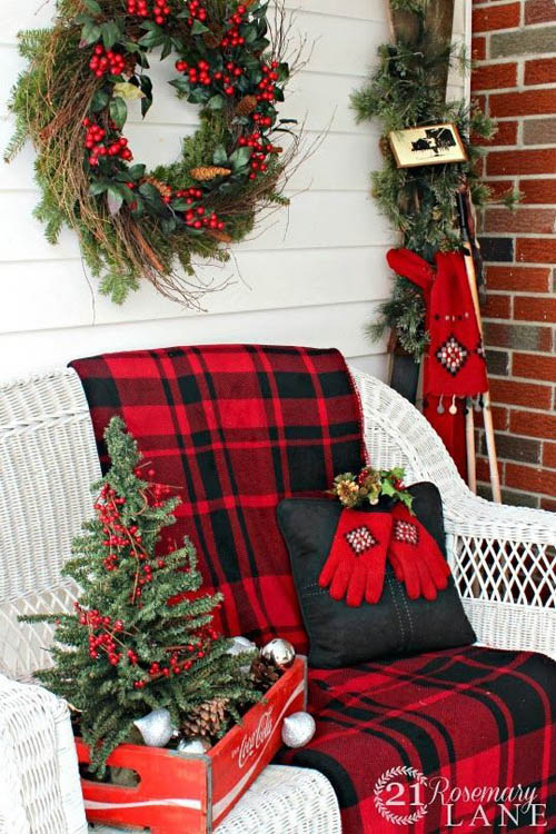 christmas outdoor decorations pinterest 1 - Christmas Decorations Outdoor Pinterest