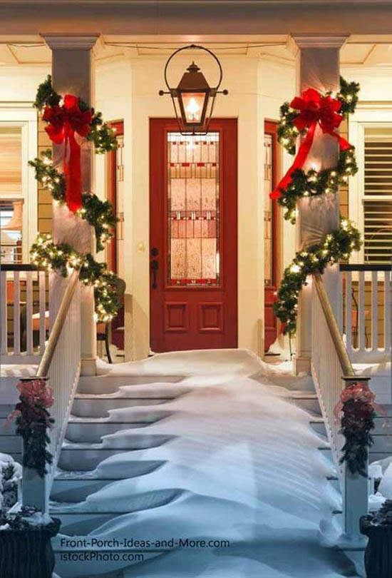 Most Loved Outdoor Christmas Decorations on Pinterest - All About ...