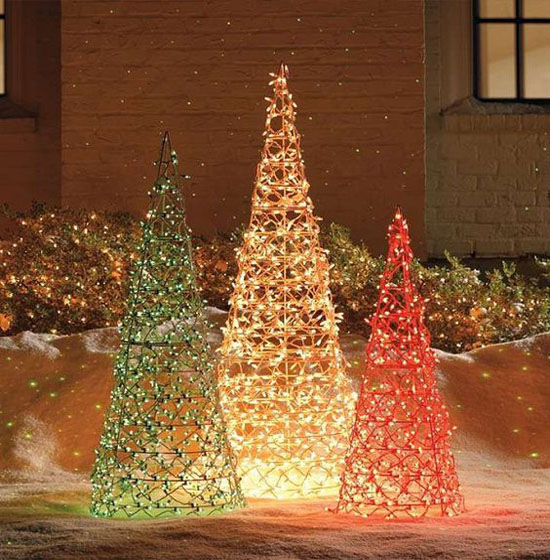 Most loved outdoor christmas decorations on pinterest all about christmas outdoor decorations pinterest 6 aloadofball Image collections