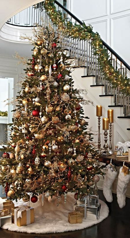 christmas tree pinterest 17