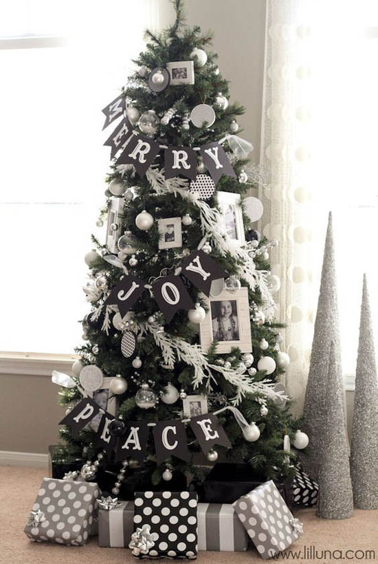 christmas tree pinterest 2