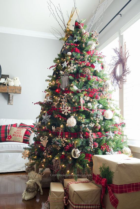 Christmas Tree Decorations Habitat : Most loved christmas tree decorating ideas on