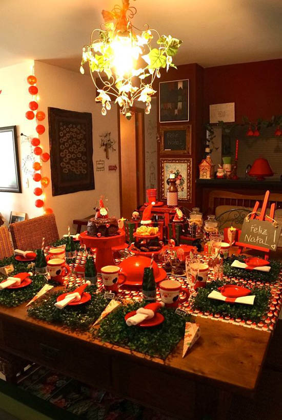 elegant christmas decorating ideas 1 - Twas The Night Before Christmas Decorating Ideas