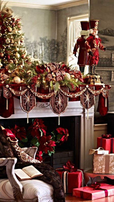 40 Elegant Christmas Decorating Ideas And Inspirations
