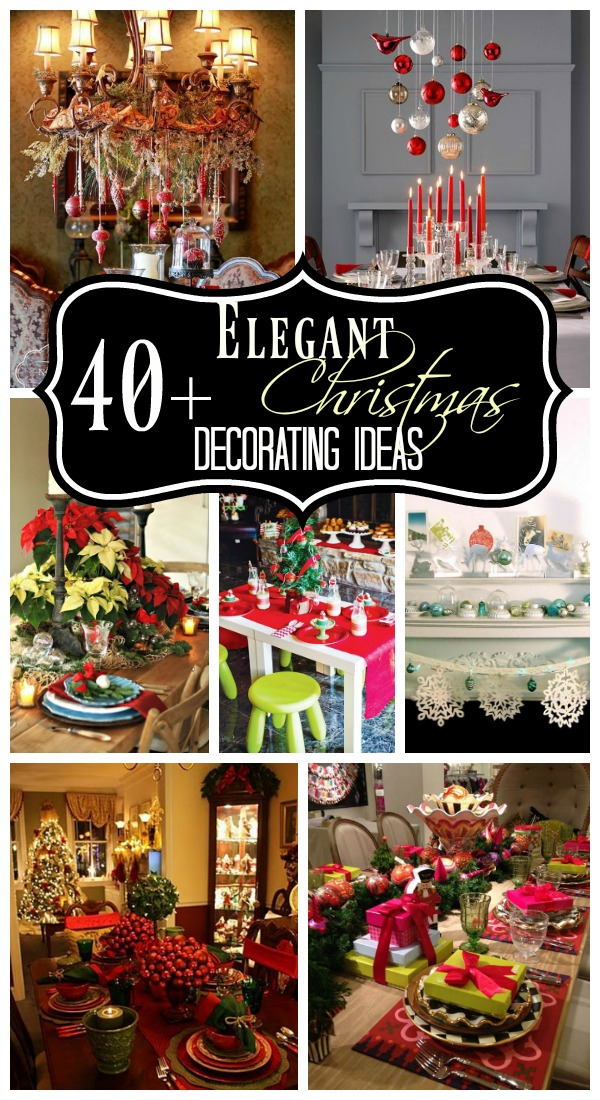 Ideas On Decorating Fun Christmas Trees
