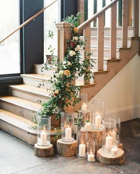 Rustic Christmas Decorations Pinterest 30 All About